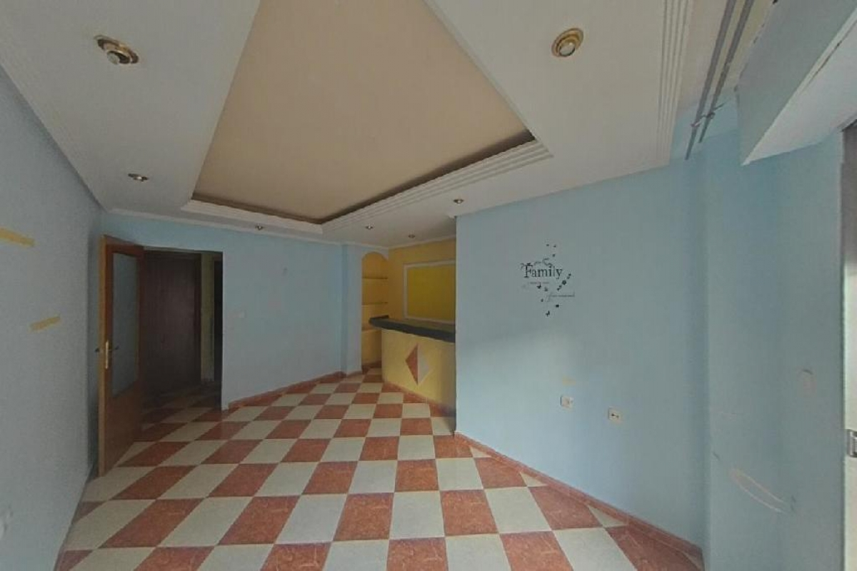 Piso en venta en Molina de Segura, Murcia, Calle Molina de Aragon, 67.500 €, 3 habitaciones, 1 baño, 84 m2
