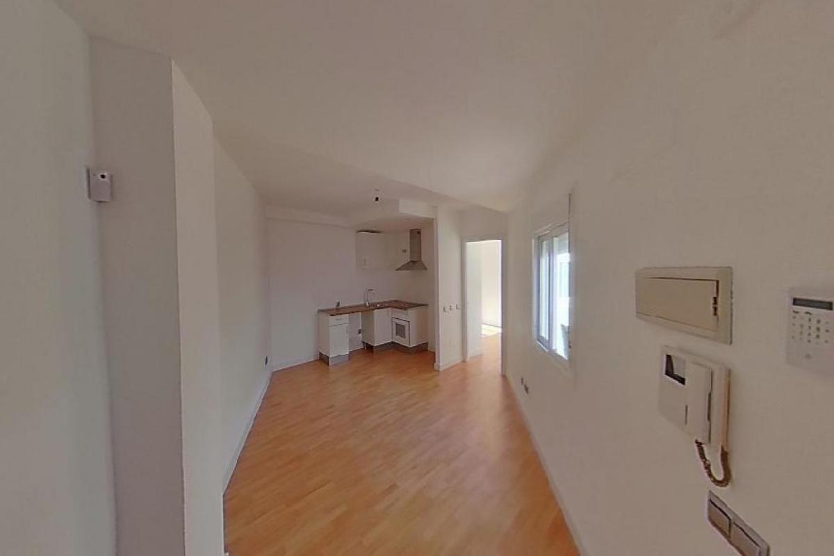 Piso en venta en Málaga, Málaga, Calle Hermanos Oliver, 108.500 €, 1 habitación, 1 baño, 38 m2