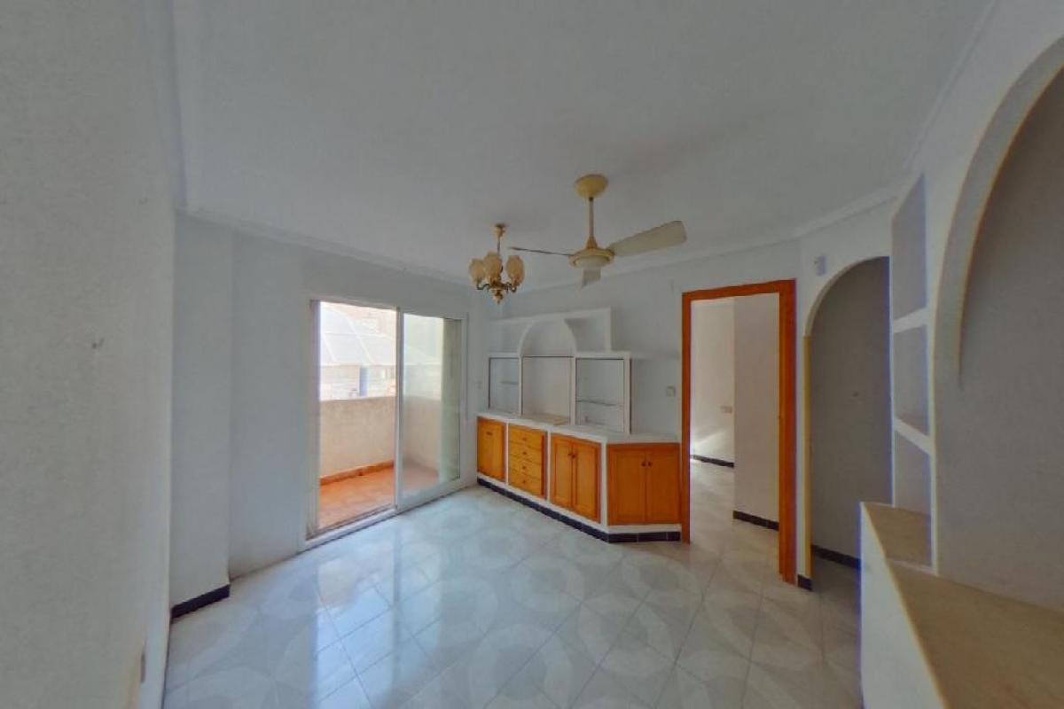 Piso en venta en Torrevieja, Alicante, Calle la Loma, 57.500 €, 1 habitación, 1 baño, 42 m2
