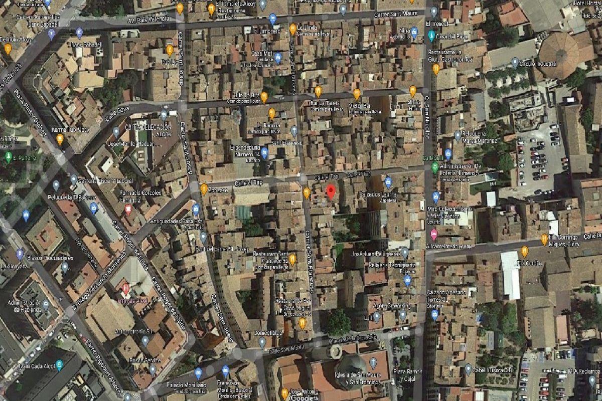 Local en venta en Alcoy/alcoi, Alicante, Calle Sant Francesc, 25.500 €, 66 m2