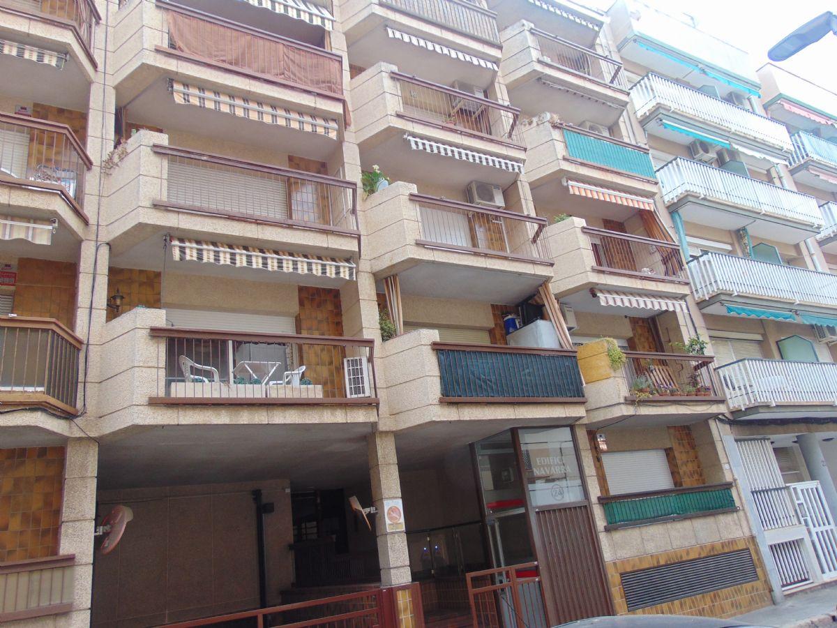 Piso en alquiler en Calafell, Tarragona, Calle Angel Guimera, 650 €, 2 habitaciones, 1 baño, 90 m2