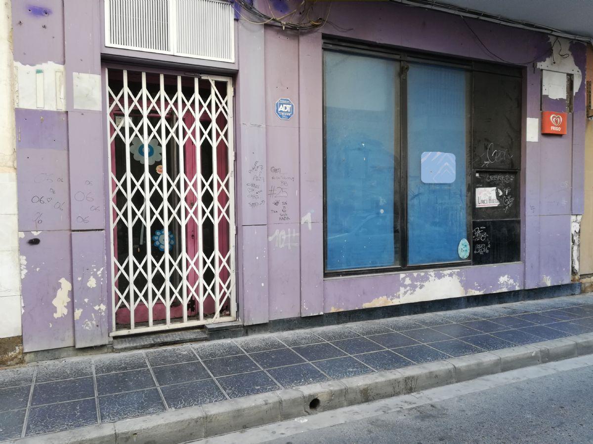 Local en alquiler en Los Ángeles, Almería, Almería, Calle Lopán, 500 €, 157 m2