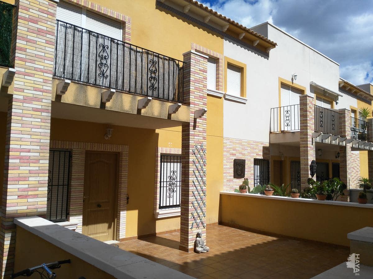 Piso en venta en Catral, Alicante, Calle la Cruz Villa -sol, 59.446 €, 2 habitaciones, 1 baño, 70 m2