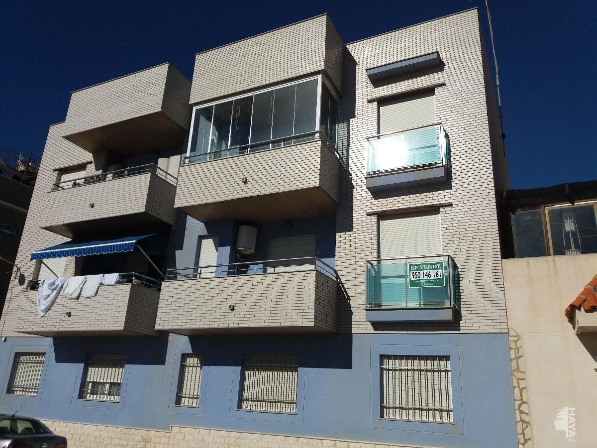 Piso en venta en El Ejido, Almería, Calle Tralla, 50.640 €, 2 habitaciones, 1 baño, 63 m2