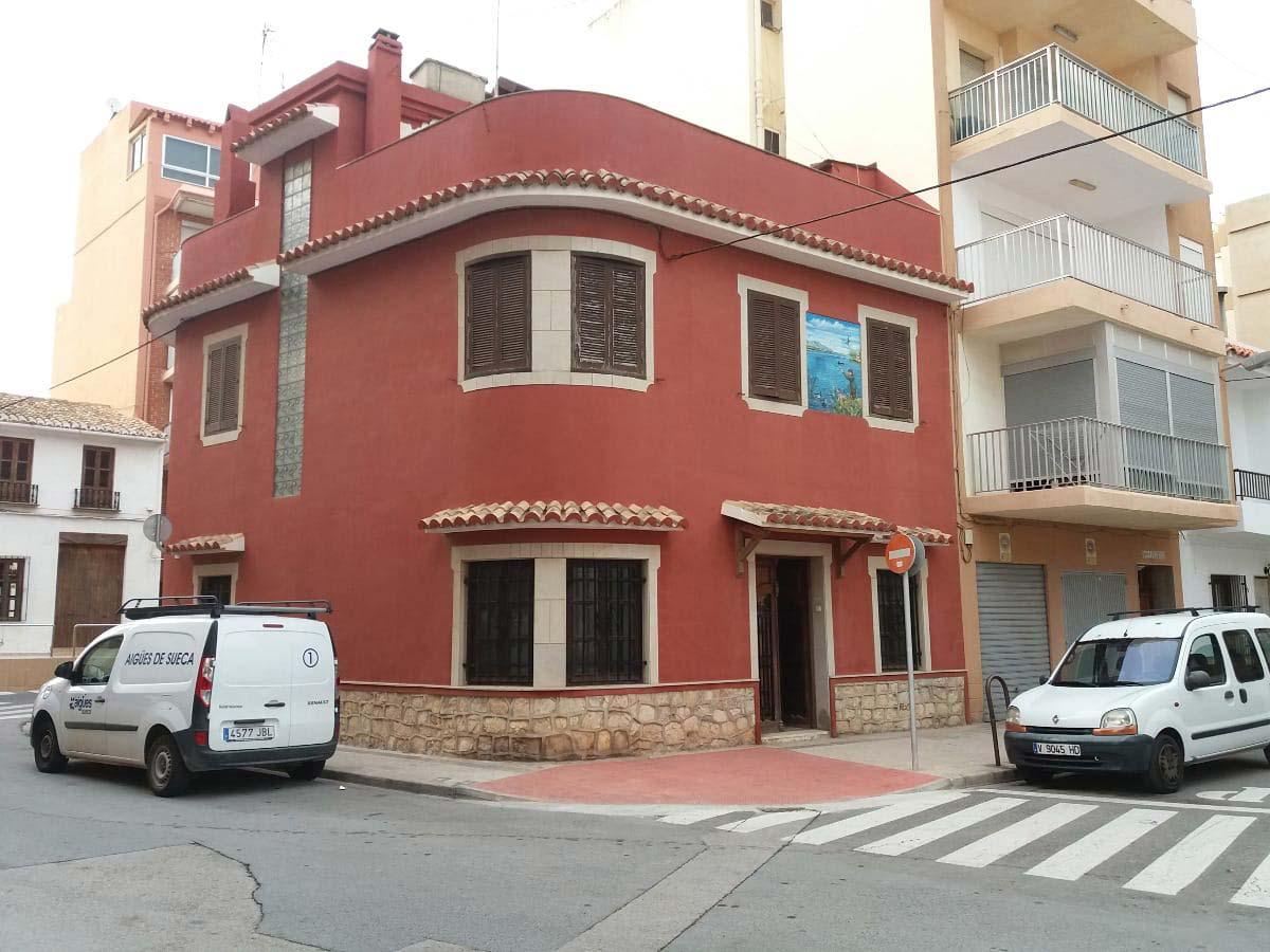 Casa en venta en El Perelló, Sueca, Valencia, Calle Bonaire, 246.000 €, 5 habitaciones, 1 baño, 85 m2