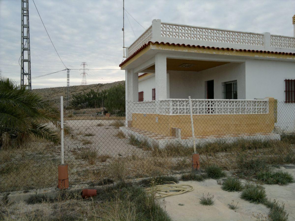 Casa en venta en El Portell de la Moleta, Mutxamel, Alicante, Calle Monnegre, 89.900 €, 3 habitaciones, 1 baño, 87 m2
