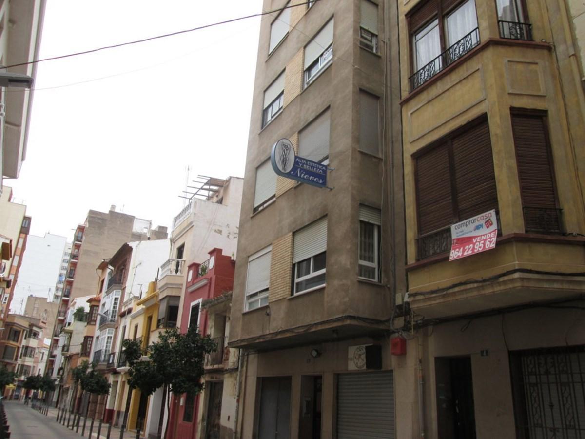 Piso en venta en Piso en Castellón de la Plana/castelló de la Plana, Castellón, 26.900 €, 3 habitaciones, 1 baño, 50 m2