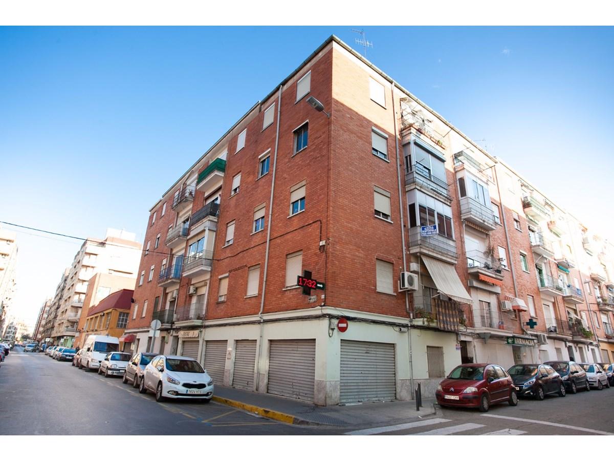 Piso en venta en La Cantera, Sagunto/sagunt, Valencia, Calle Roma, 34.900 €, 2 habitaciones, 1 baño, 61 m2