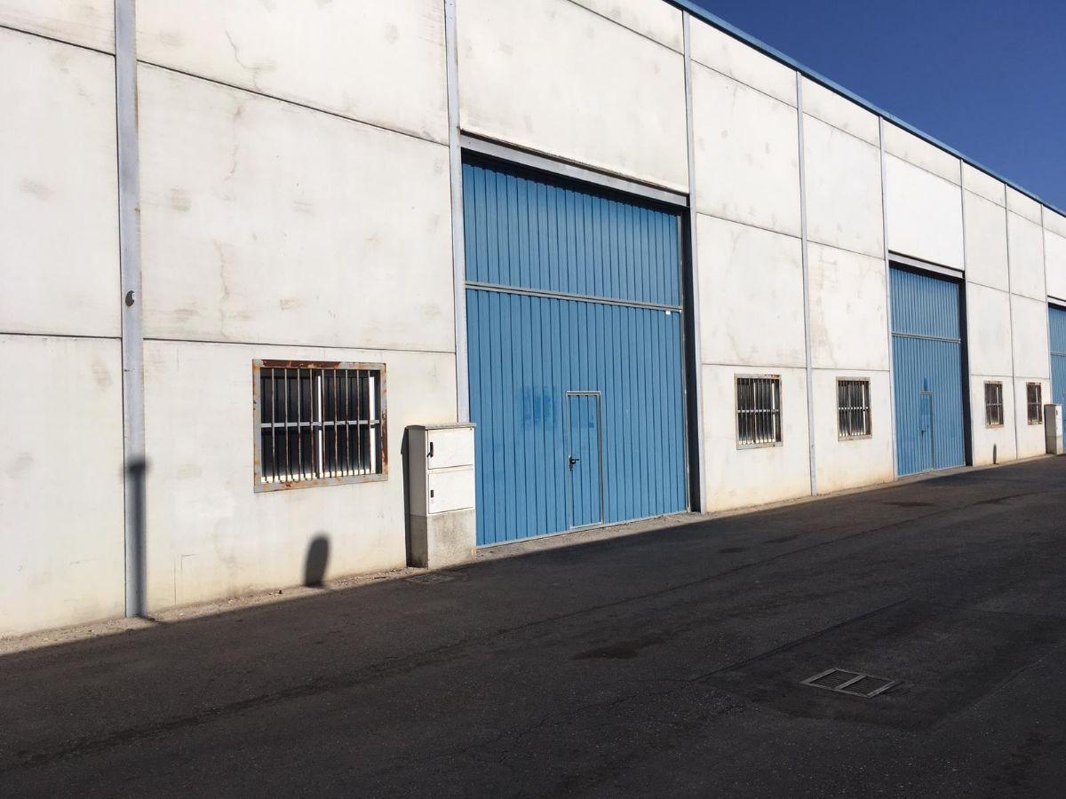 Industrial en venta en Tomelloso, Ciudad Real, Paseo Cementerio, 180.000 €, 750 m2