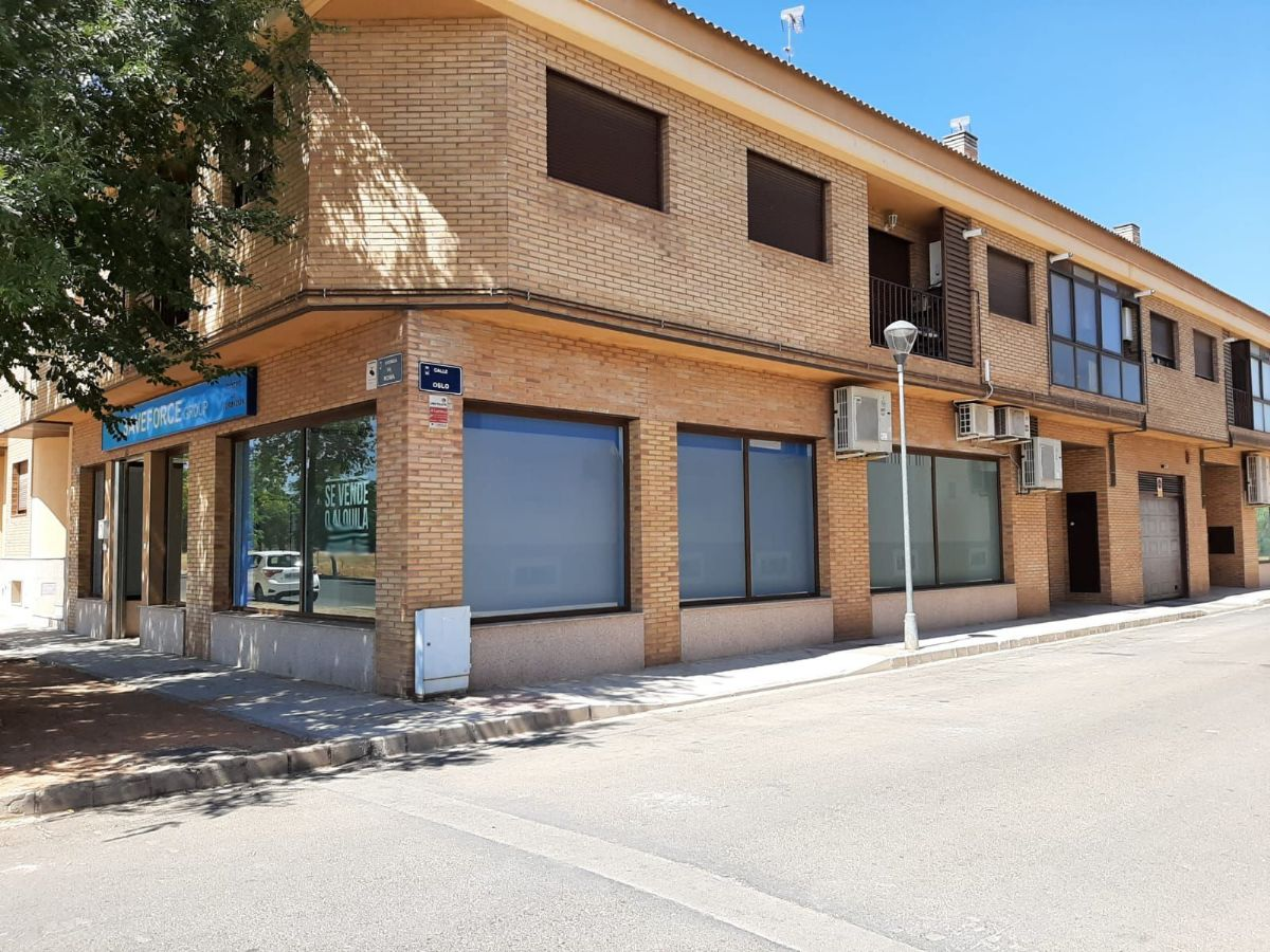 Local en alquiler en Tomelloso, Ciudad Real, Avenida Roma, 750 €, 200 m2