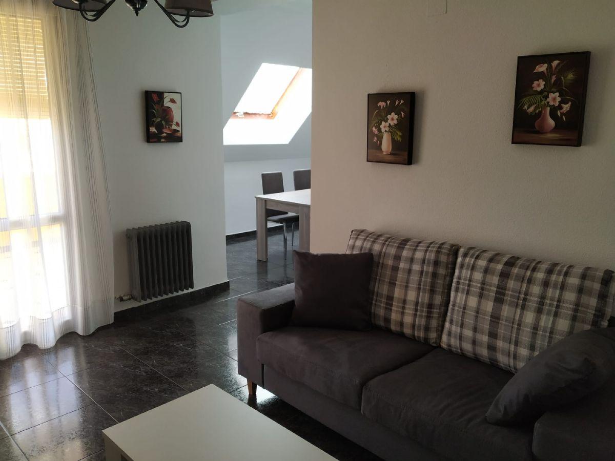 Piso en alquiler en Tomelloso, Ciudad Real, Calle Don Víctor Peñasco, 350 €, 2 habitaciones, 1 baño, 99 m2