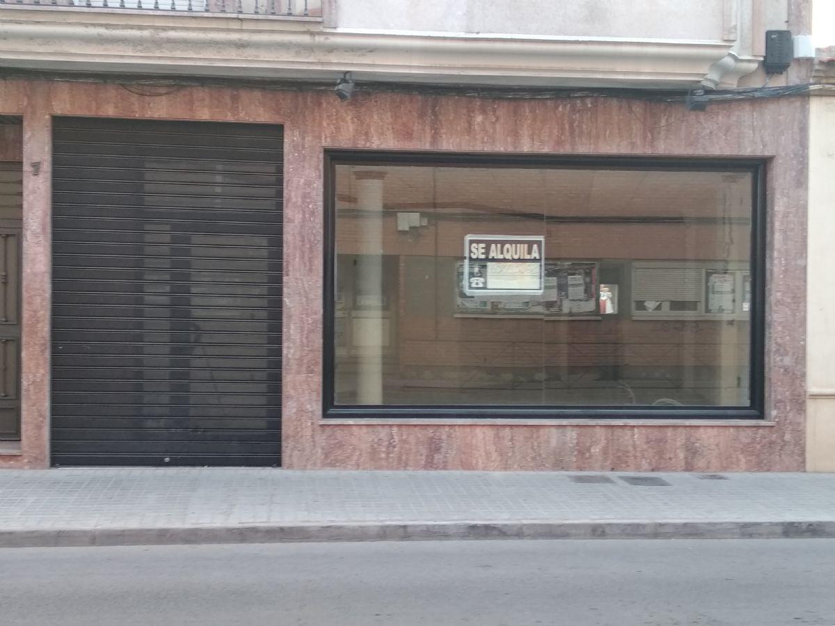 Local en alquiler en Tomelloso, Ciudad Real, Calle Socuellamos, 450 €, 60 m2