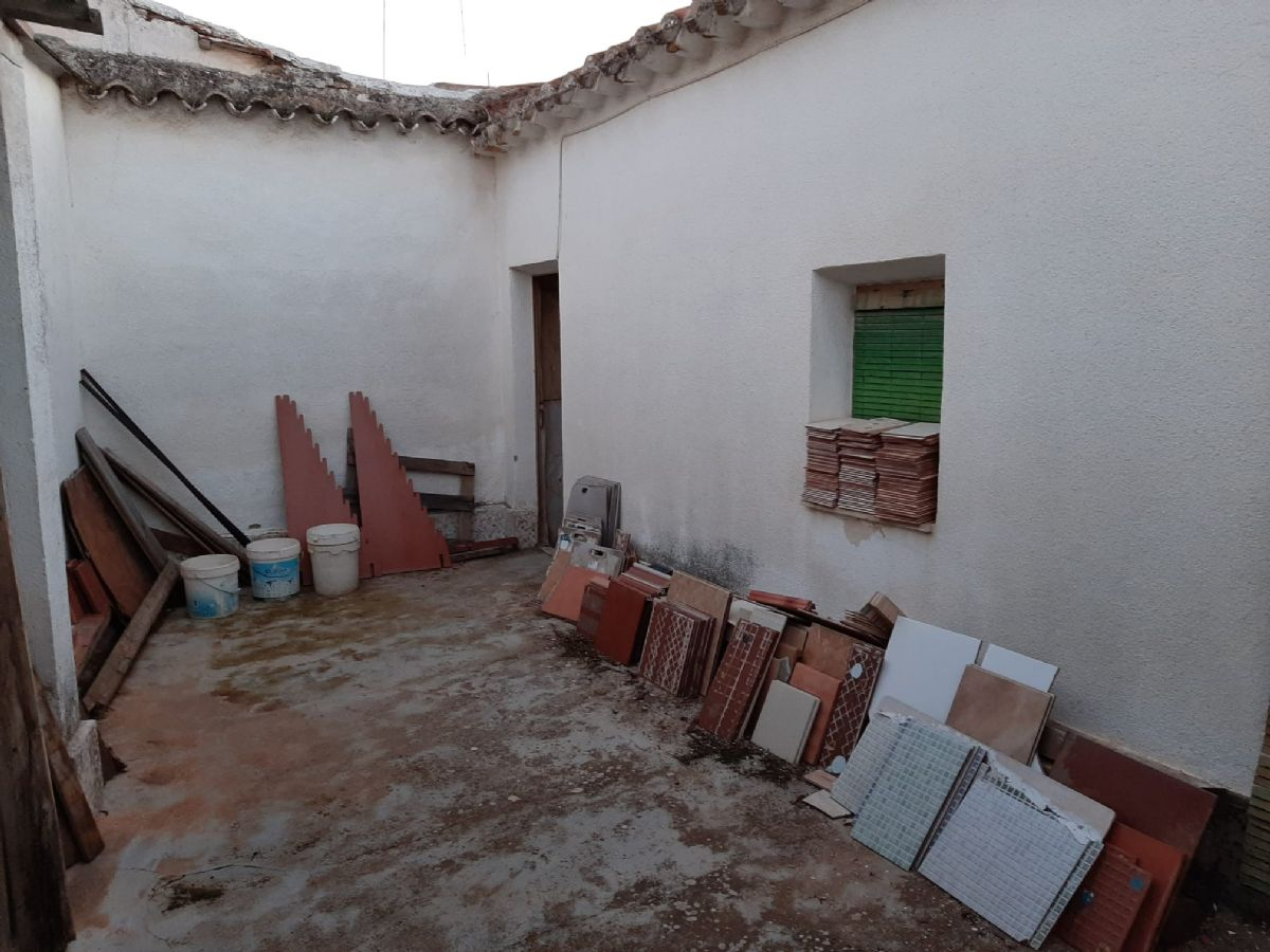 Suelo en venta en Tomelloso, Ciudad Real, Calle Tejera, 58.000 €, 270 m2