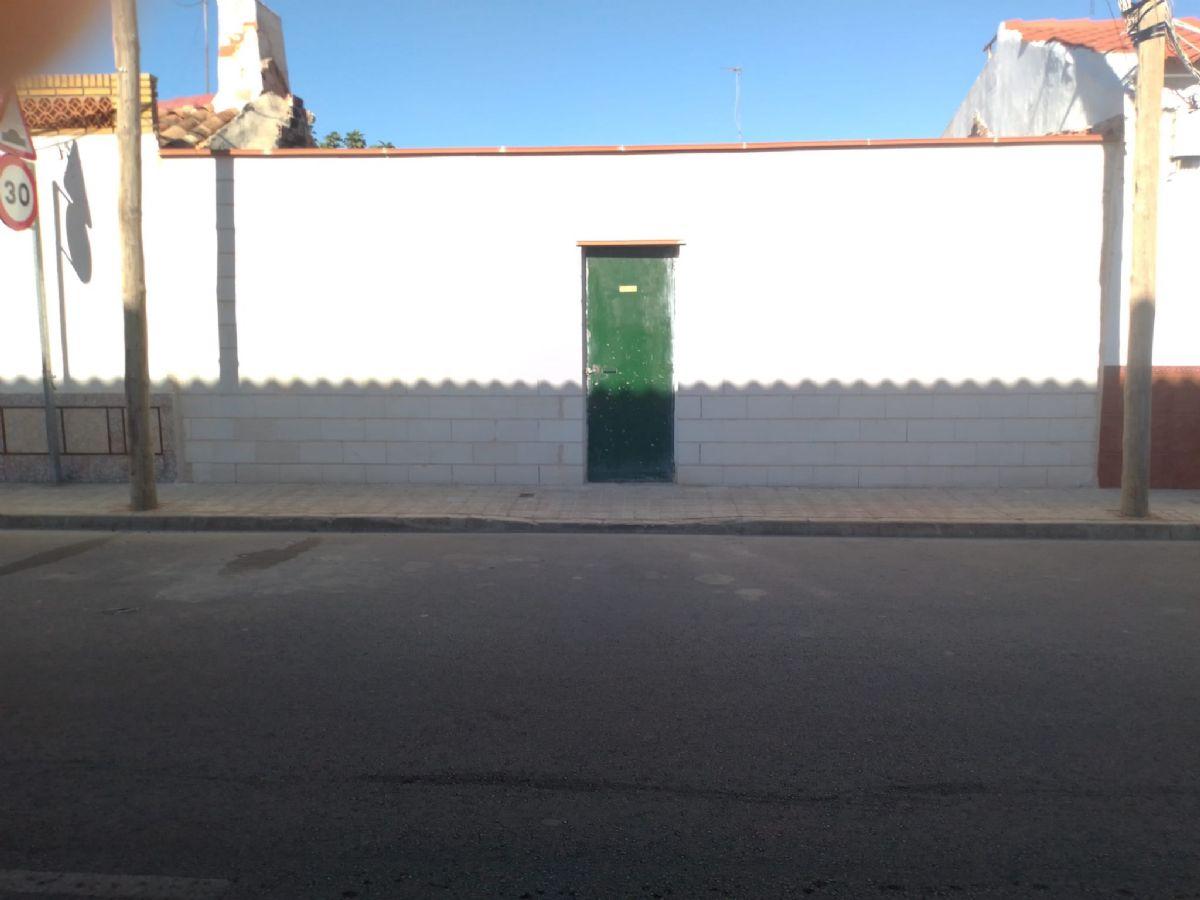 Suelo en venta en Esquibien, Tomelloso, Ciudad Real, Calle Jose Maria Cepeda, 41.000 €, 150 m2