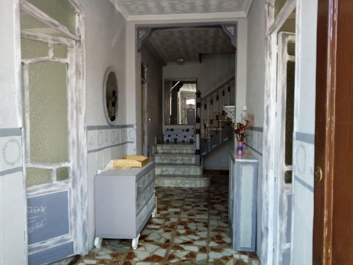 Casa en venta en Tomelloso, Ciudad Real, Calle Santa María, 65.000 €, 4 habitaciones, 2 baños, 138 m2