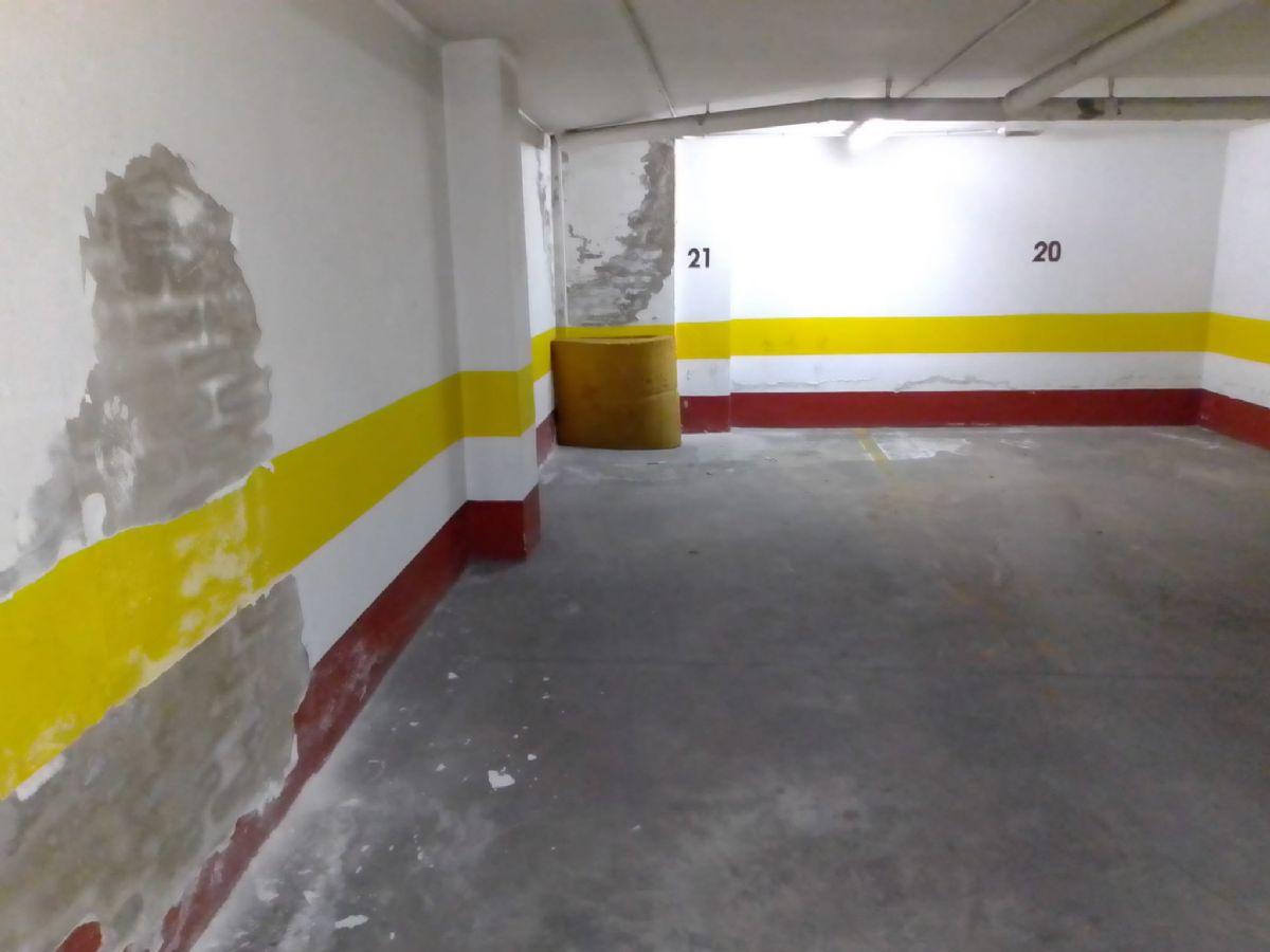 Parking en alquiler en Tomelloso, Ciudad Real, Calle Santa Aurora, 45 €, 12 m2