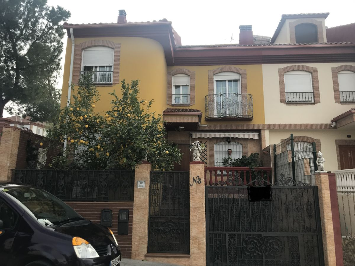 Casa en venta en Torre del Campo, Jaén, Calle Malaga, 320.000 €, 4 habitaciones, 4 baños, 294 m2