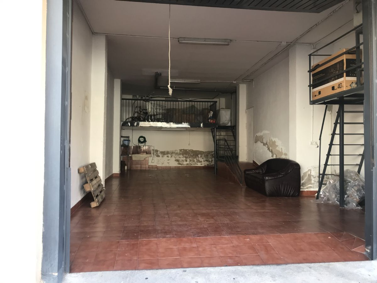 Parking en venta en Torre del Campo, Jaén, Calle San Bartolome, 100.000 €, 86 m2