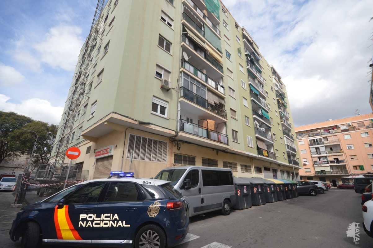 Piso en venta en Son Gotleu, Palma de Mallorca, Baleares, Pasaje Pic Mulhacen, 49.300 €, 3 habitaciones, 1 baño, 101 m2