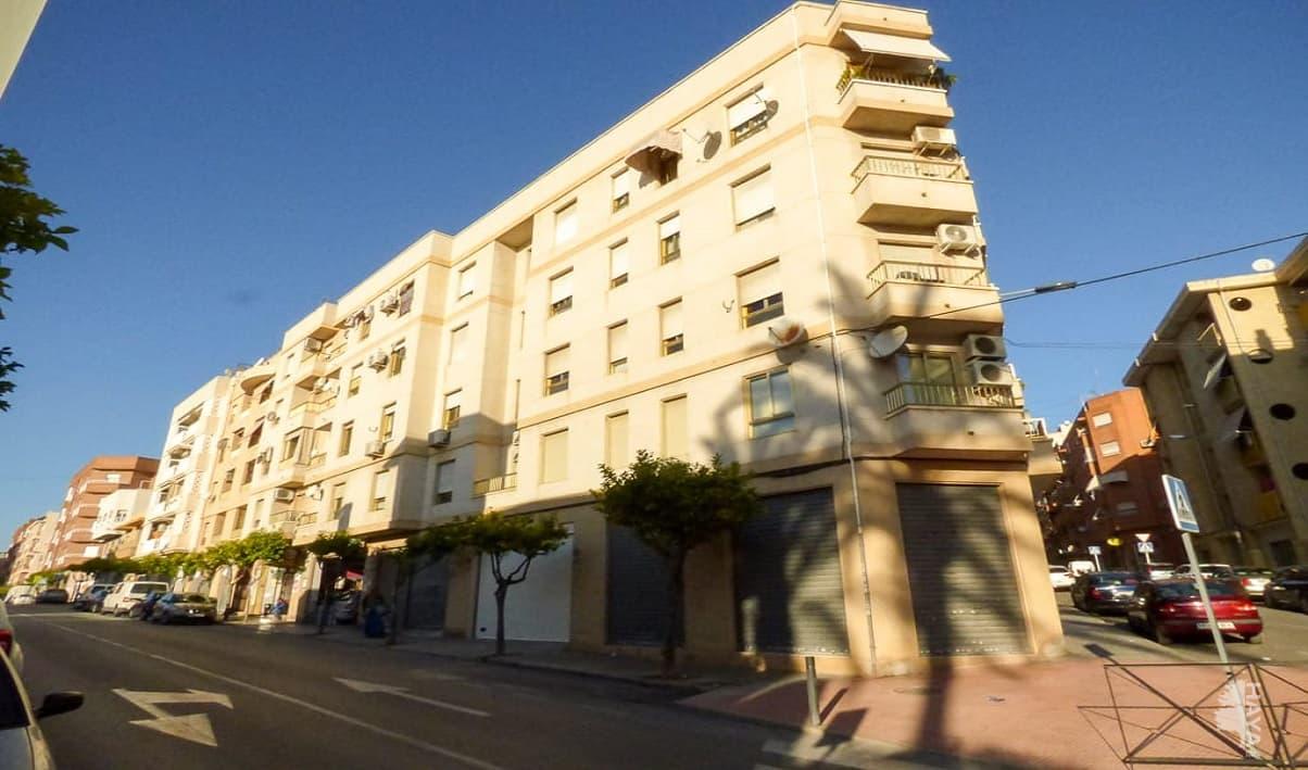 Piso en venta en El Realengo, Crevillent, Alicante, Calle Ronda Sud, 77.800 €, 3 habitaciones, 2 baños, 118 m2