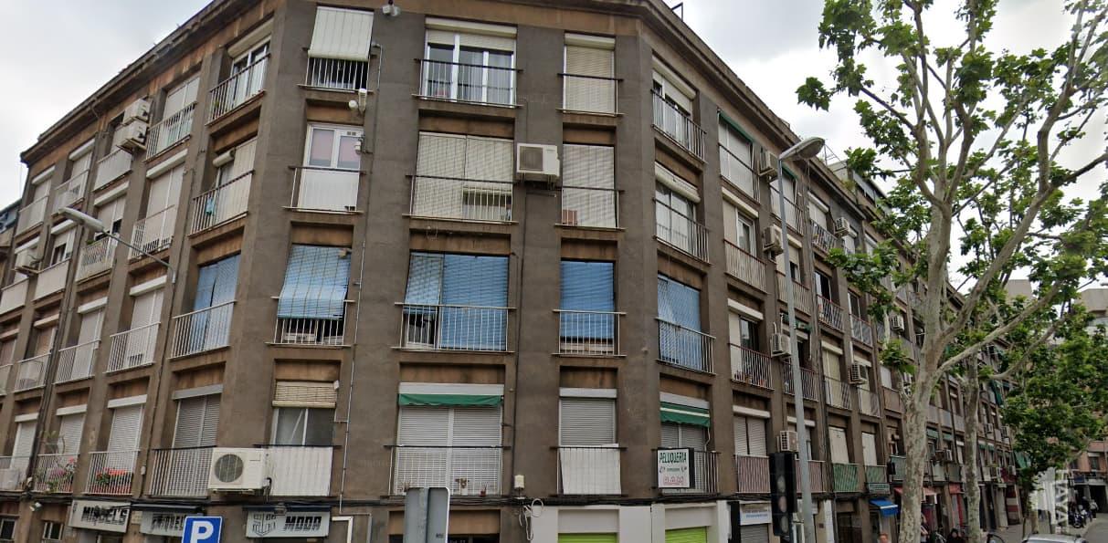Piso en venta en Santa Coloma de Gramenet, Barcelona, Calle Torras I Bages, 89.400 €, 1 habitación, 1 baño, 45 m2