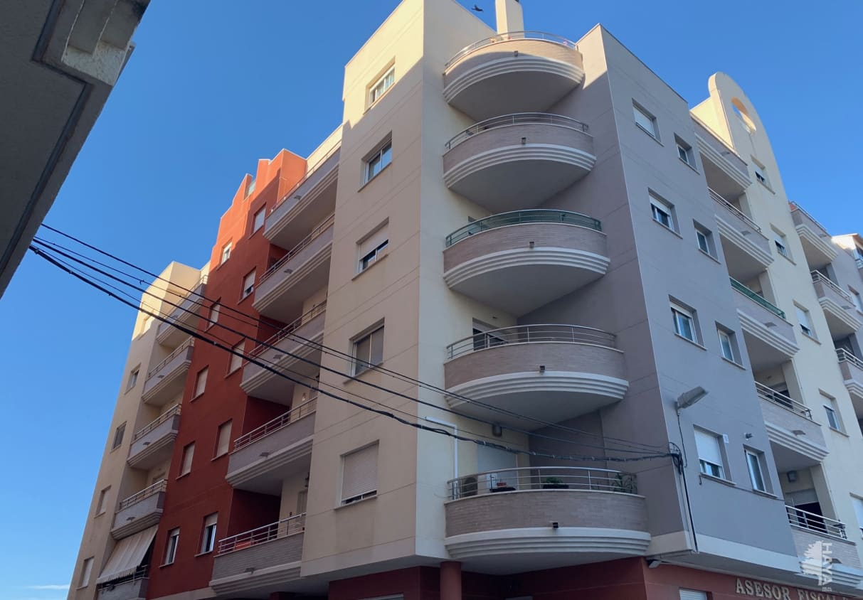 Piso en venta en Centro, Almoradí, Alicante, Calle Libertad, 62.600 €, 2 habitaciones, 1 baño, 77 m2