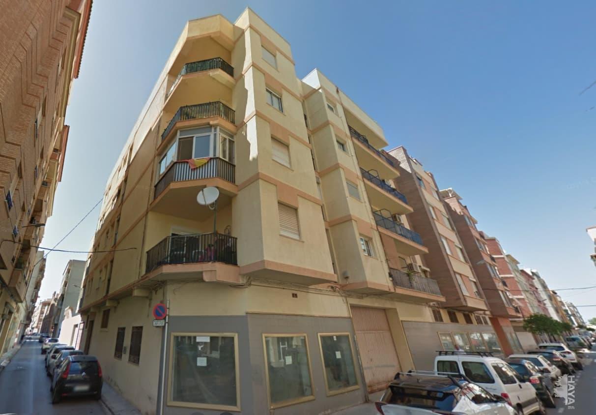 Piso en venta en Burriana, Castellón, Calle Lourdes, 61.903 €, 3 habitaciones, 1 baño, 107 m2