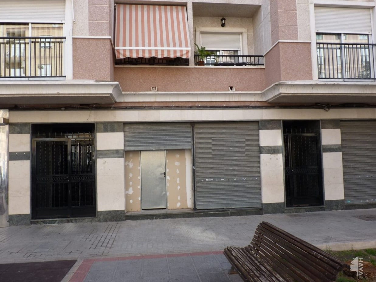 Local en venta en Elche/elx, Alicante, Calle Francisco Ruiz Bru, 86.049 €, 136 m2