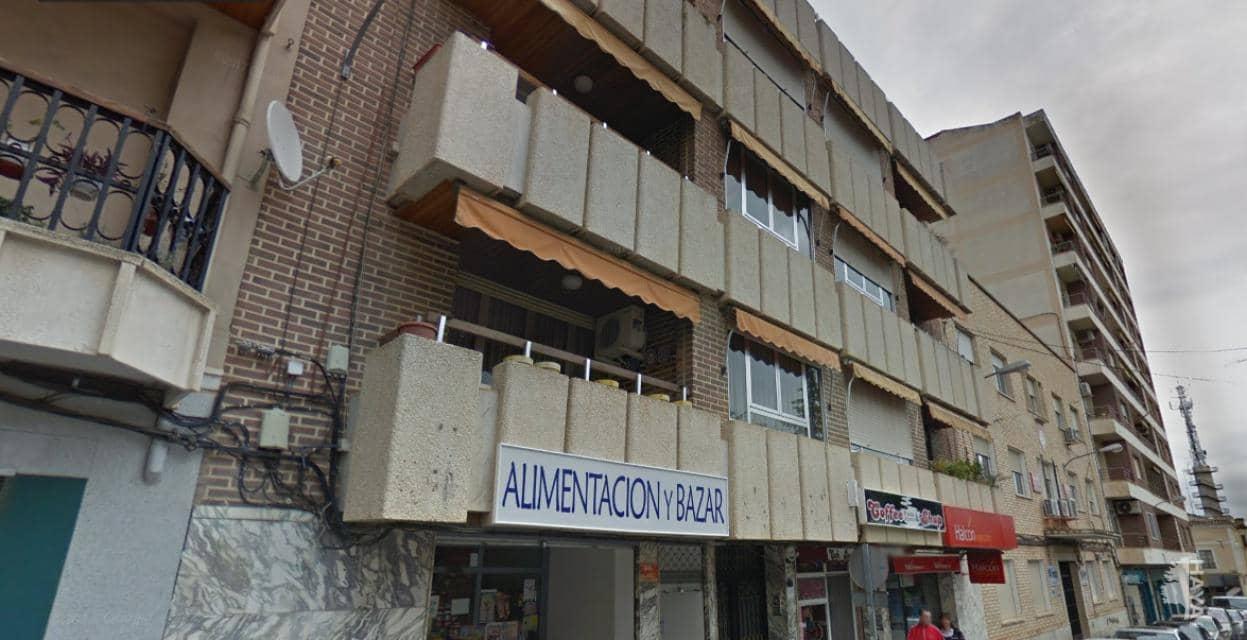 Piso en venta en Hellín, Albacete, Calle Juan Xxiii, 131.000 €, 4 habitaciones, 1 baño, 130 m2