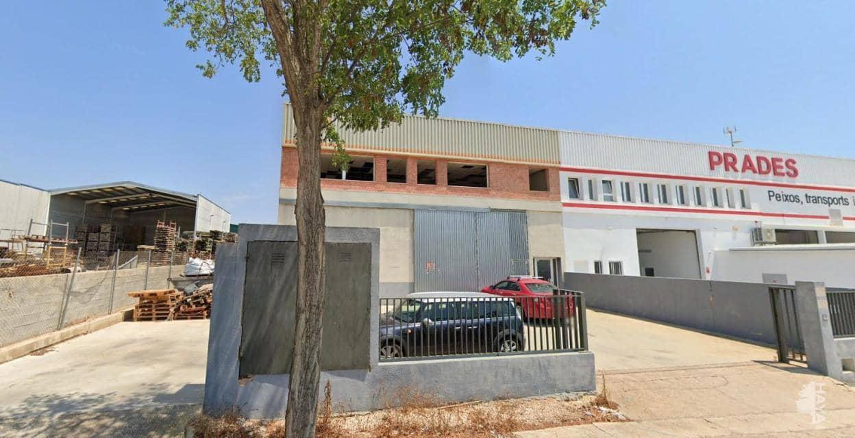 Industrial en venta en Camarles, Tarragona, Calle Polg. Ind. Venta Nova, 184.500 €, 790 m2
