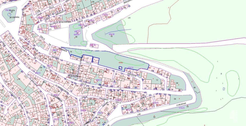 Suelo en venta en Vejer de la Frontera, Vejer de la Frontera, Cádiz, Calle Paseo de la Cobijadas, 59.245 €, 1638 m2