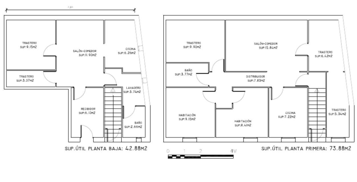Casa en venta en Can Vila-seca, Santa Margarida de Montbui, Barcelona, Calle Font (la), 73.500 €, 4 habitaciones, 2 baños, 180 m2