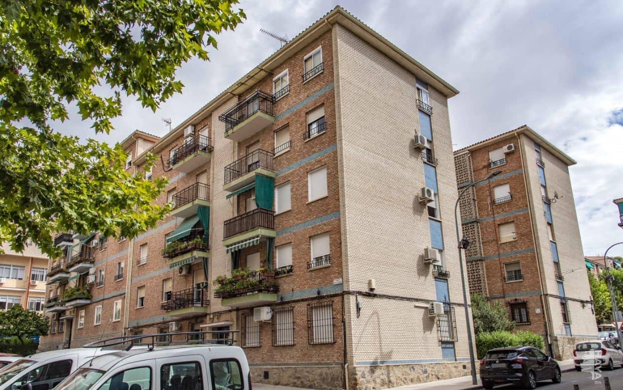 Piso en venta en Santa Bárbara, Toledo, Toledo, Calle Puente Arzobisp, 128.700 €, 3 habitaciones, 1 baño, 75 m2
