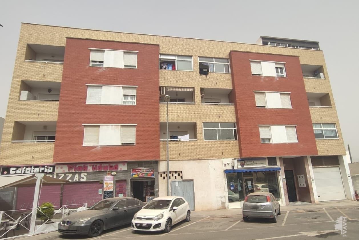 Piso en venta en Los Depósitos, Roquetas de Mar, Almería, Plaza Labradores, 72.400 €, 2 habitaciones, 1 baño, 76 m2