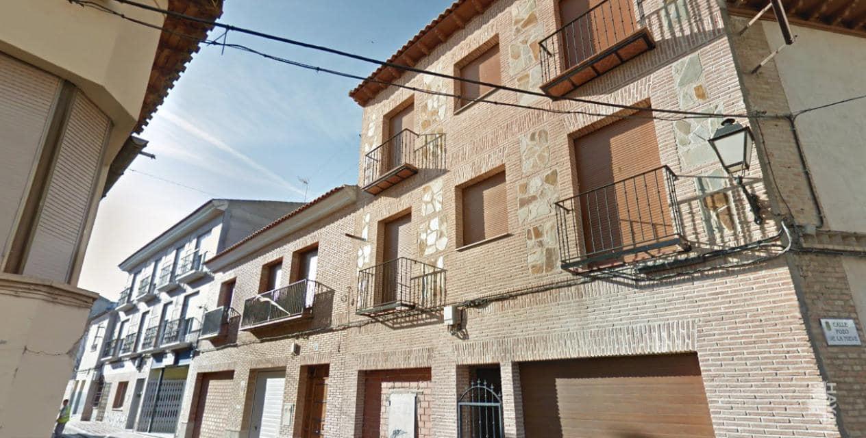 Piso en venta en Consuegra, Toledo, Calle Carmen, 110.000 €, 3 habitaciones, 1 baño, 178 m2