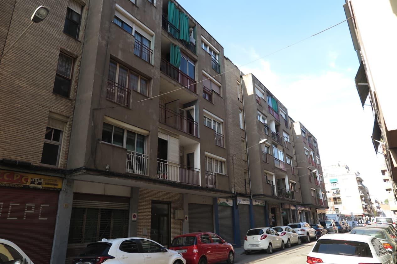 Piso en venta en La Llagosta, Barcelona, Calle Jacint Verdaguer, 81.700 €, 3 habitaciones, 1 baño, 55 m2