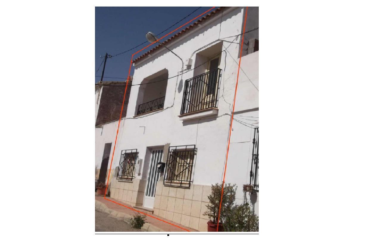 Casa en venta en Guazamara, Cuevas del Almanzora, Almería, Calle Tres Cabezos (los), 49.600 €, 3 habitaciones, 1 baño, 166 m2