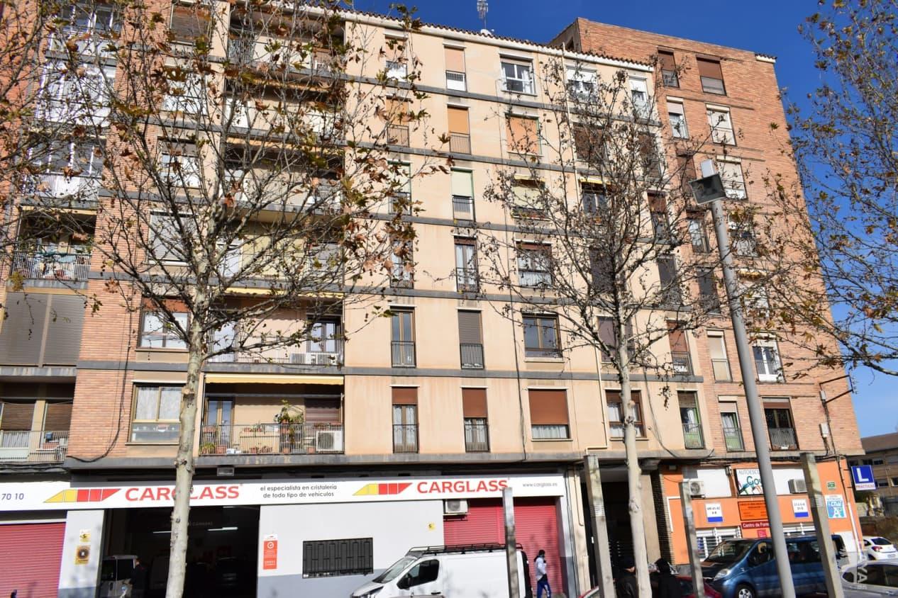 Piso en venta en Barrio de San Lorenzo, Huesca, Huesca, Plaza Santa Clara, 94.074 €, 3 habitaciones, 1 baño, 88 m2