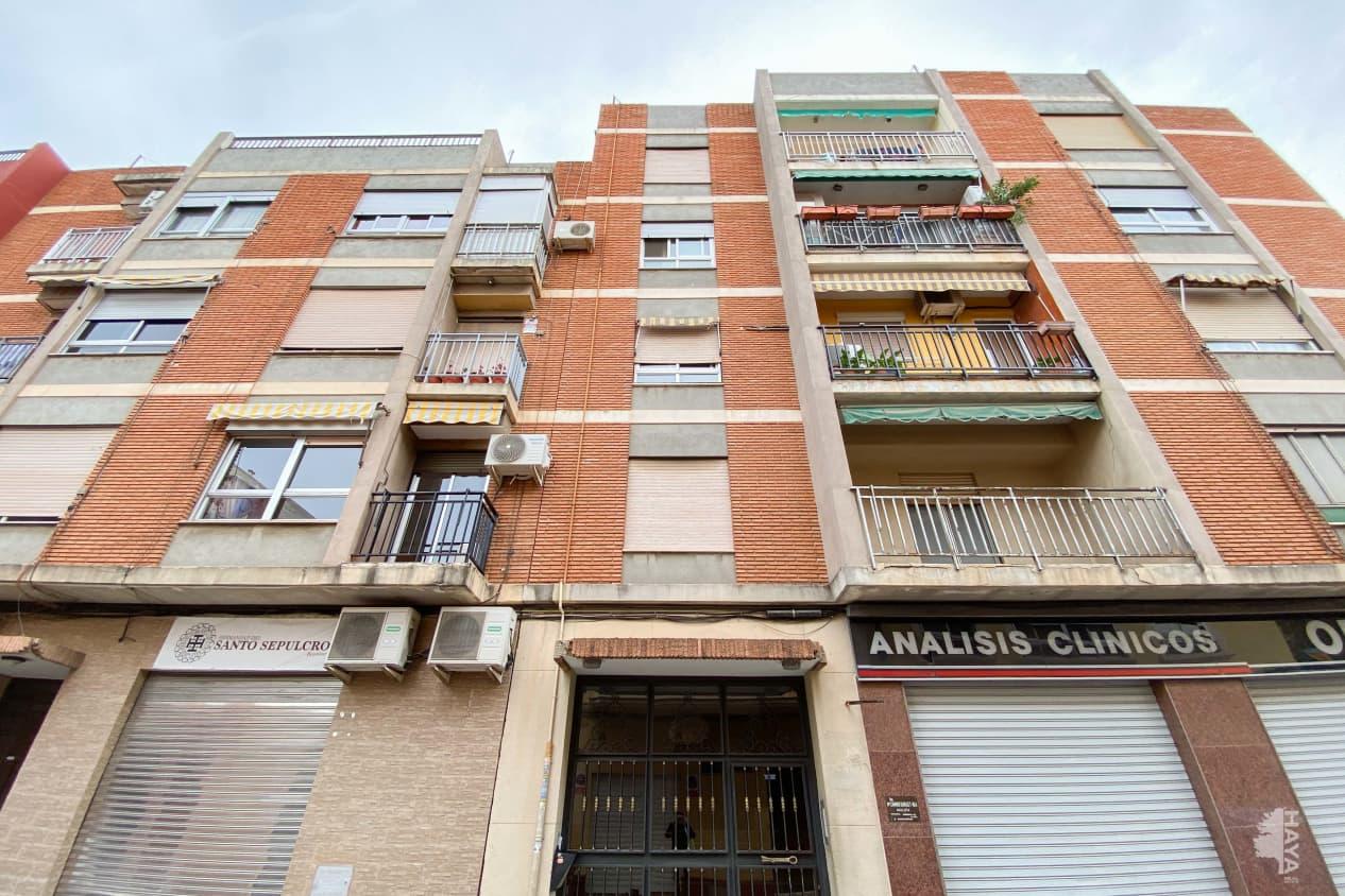Piso en venta en Benetússer, Valencia, Calle Nuestra Señora del Socorro, 141.200 €, 4 habitaciones, 1 baño, 106 m2