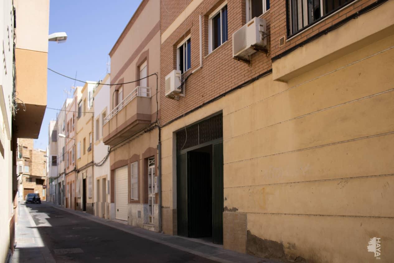 Piso en venta en Regiones Devastadas, Almería, Almería, Calle Millares, 56.800 €, 2 habitaciones, 1 baño, 64 m2