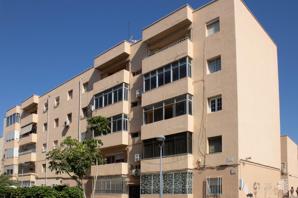 Piso en venta en 500 Viviendas, Almería, Almería, Calle Berja, 95.600 €, 3 habitaciones, 1 baño, 112 m2