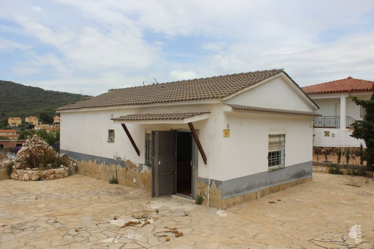 Casa en venta en Els Masos, El Vendrell, Tarragona, Calle Repos, 120.000 €, 2 habitaciones, 1 baño, 111 m2