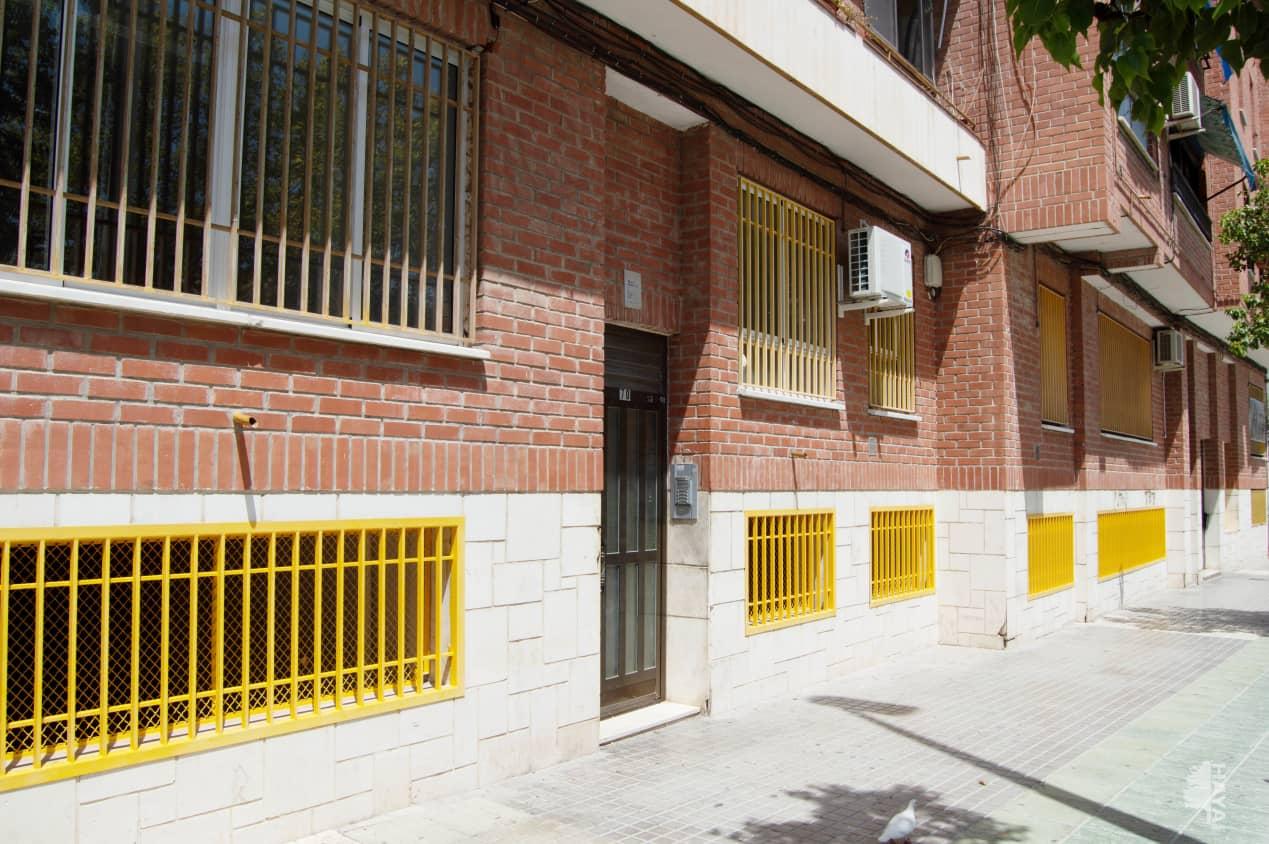 Piso en venta en Sant Crispí, Elche/elx, Alicante, Calle Profesor Francisco Tomas Y Valiente, 78.900 €, 3 habitaciones, 1 baño, 98 m2