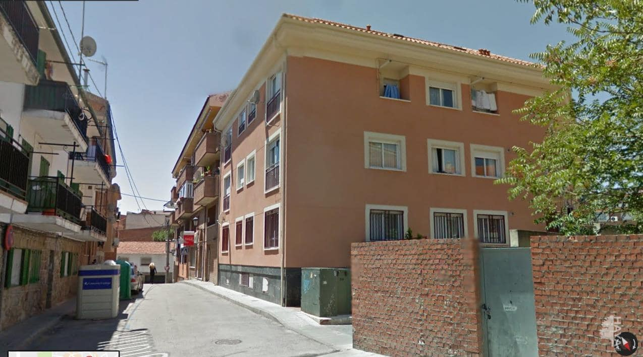 Piso en venta en Los Almendros, Galapagar, Madrid, Calle Egidillo, 194.400 €, 3 habitaciones, 2 baños, 106 m2