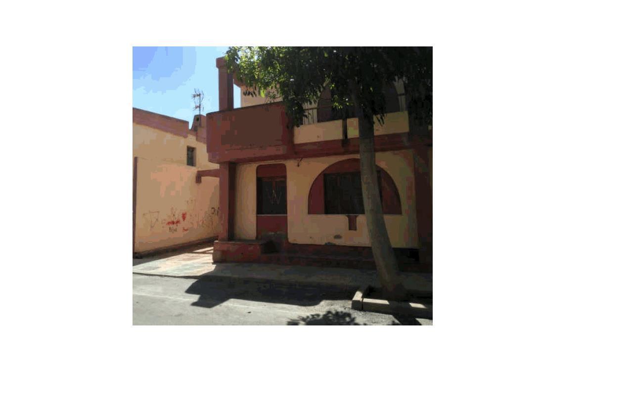 Casa en venta en Roquetas de Mar, Almería, Calle Mar Tirreno, 75.000 €, 3 habitaciones, 2 baños, 128 m2