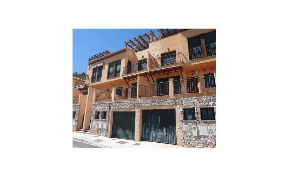 Casa en venta en La Herradura, Almuñécar, Granada, Urbanización Carmenes del Mar (el Balcon Ii), 146.500 €, 3 habitaciones, 2 baños, 164 m2