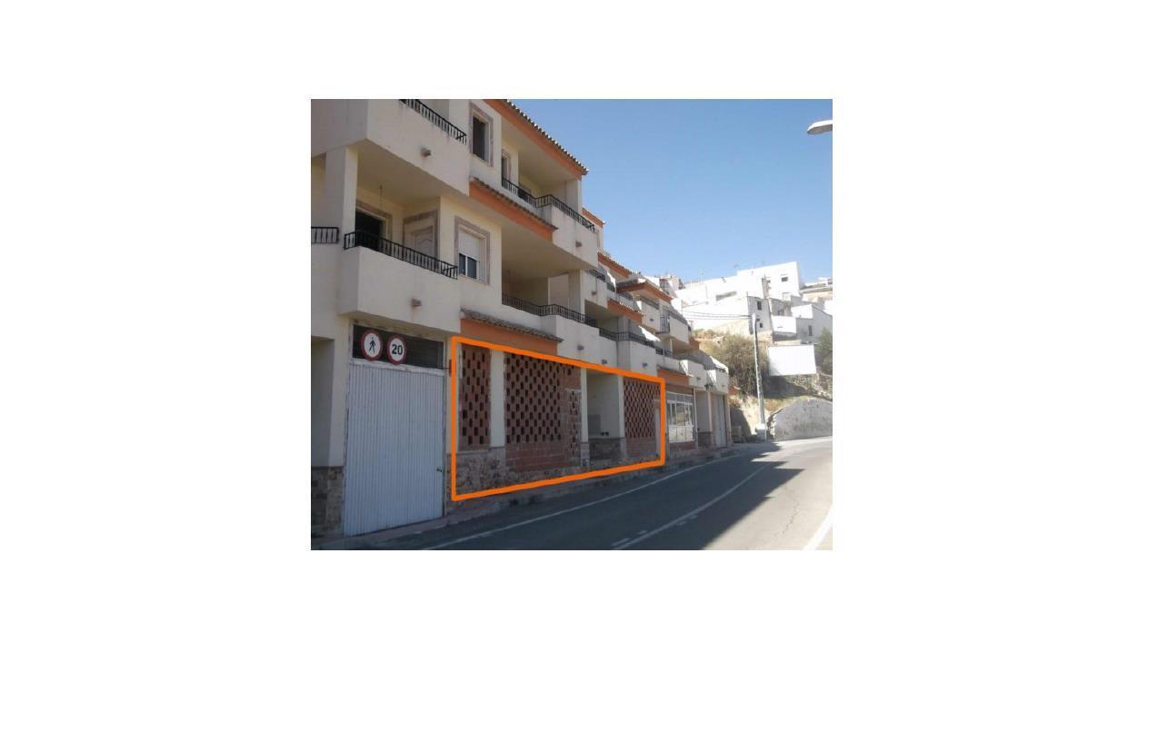Local en venta en Aguadulce, Suflí, Almería, Avenida Purchena, 41.100 €, 169 m2