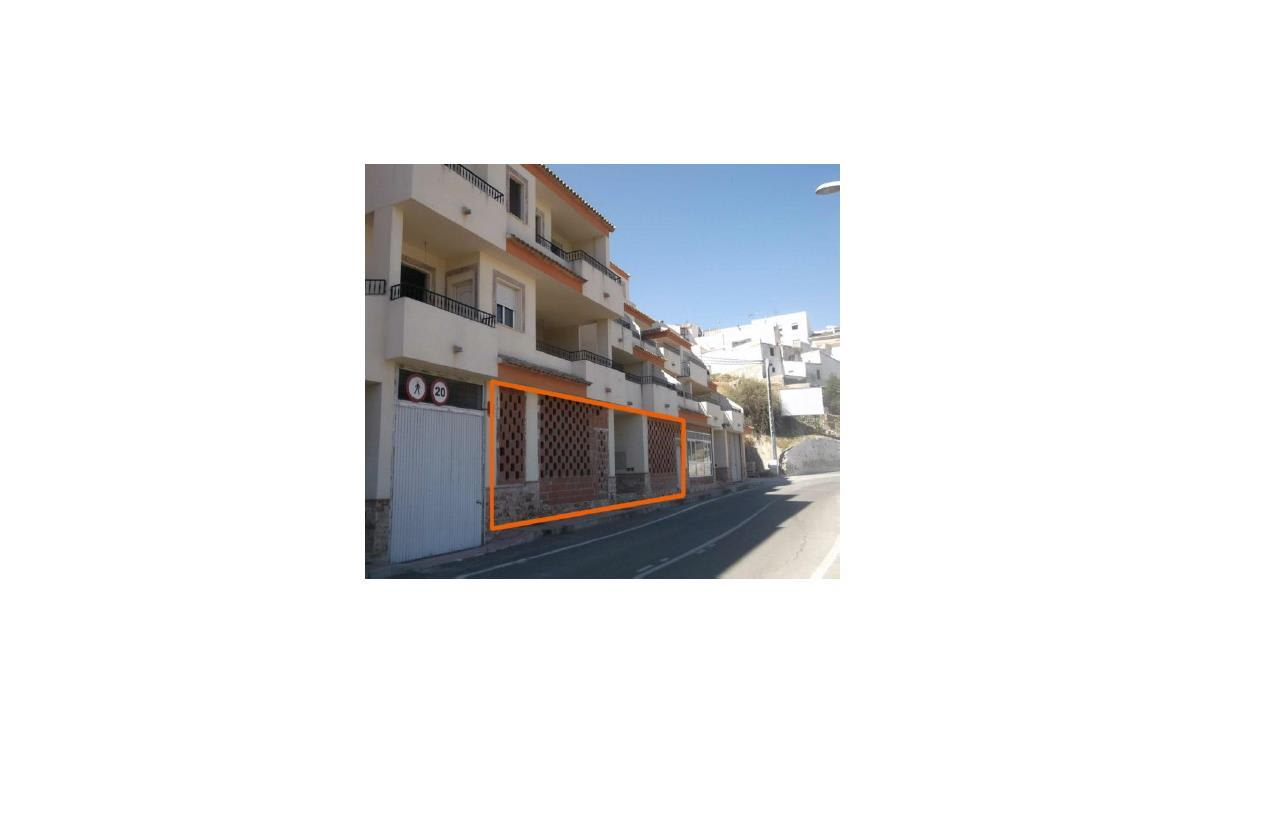 Local en venta en Aguadulce, Suflí, Almería, Avenida Purchena, 54.000 €, 224 m2