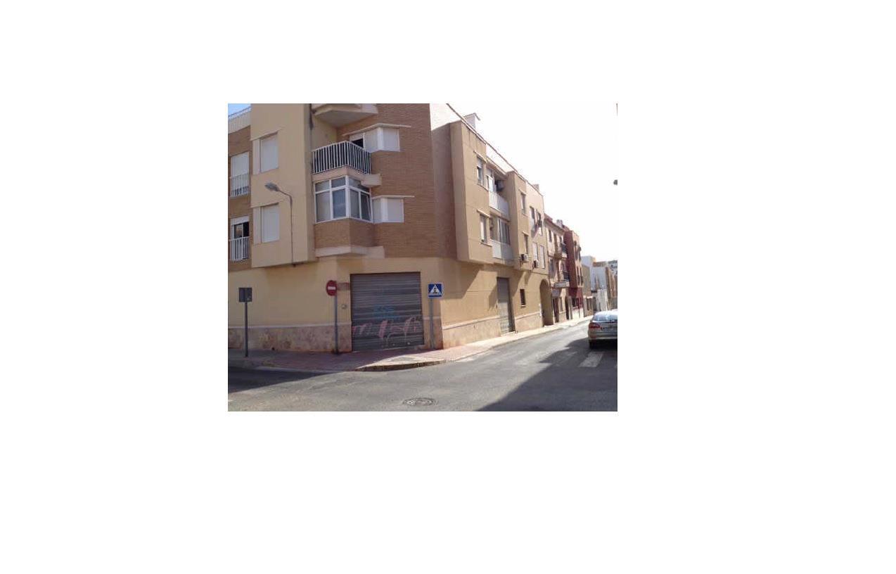 Piso en venta en Pampanico, El Ejido, Almería, Calle Menendez Pelayo, 49.700 €, 1 habitación, 1 baño, 53 m2