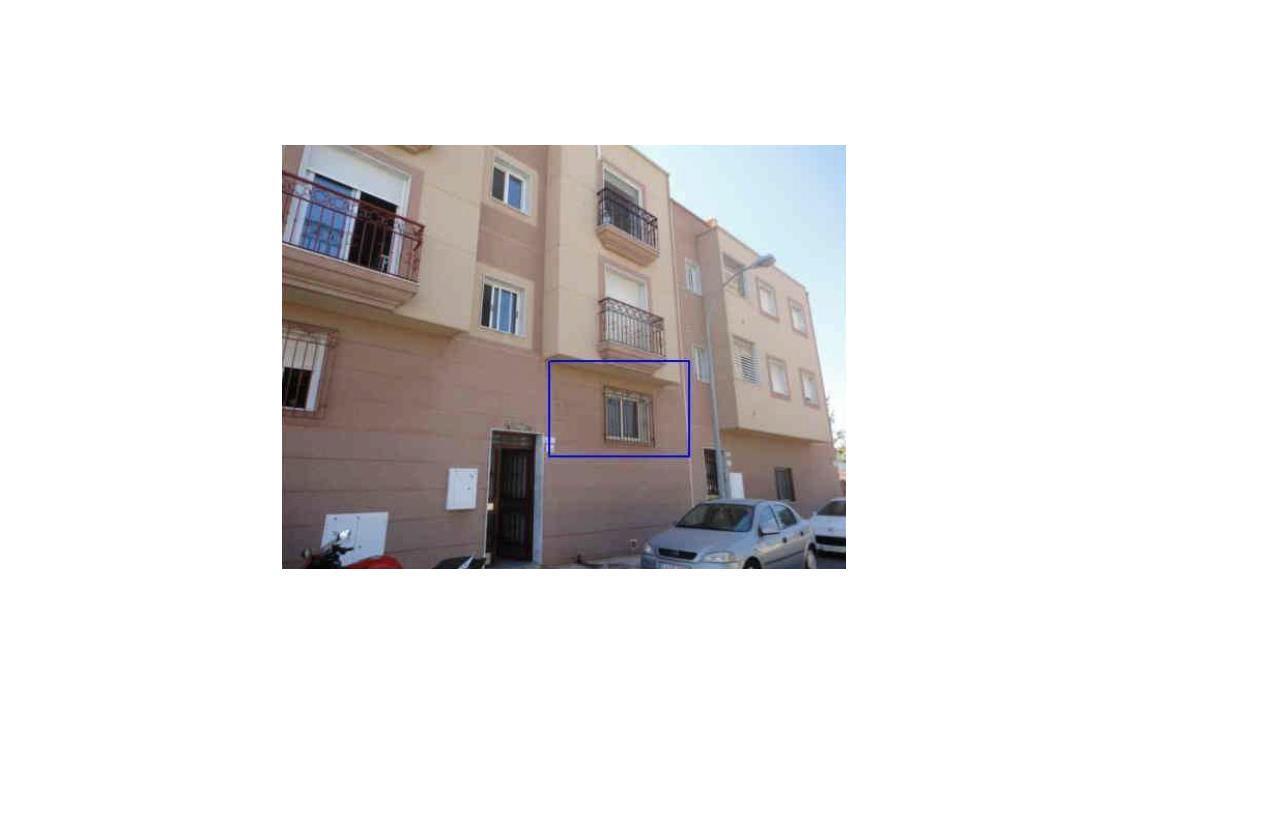 Piso en venta en Venta de Gutiérrez, Vícar, Almería, Calle Celia Viñas, 49.900 €, 3 habitaciones, 2 baños, 78 m2